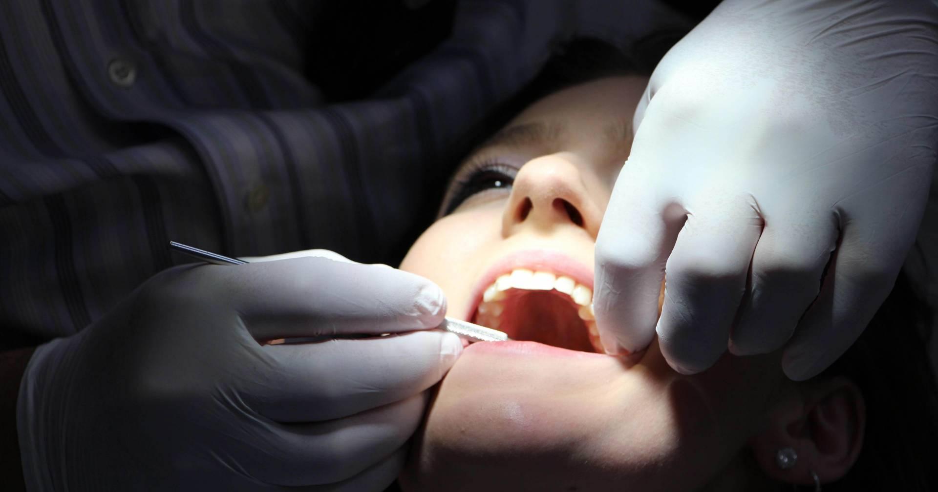Razões para ir ao Dentista